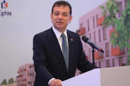 İmamoğlu, Piyalepaşa KİPTAŞ evleri anahtar teslim törenine katılacak