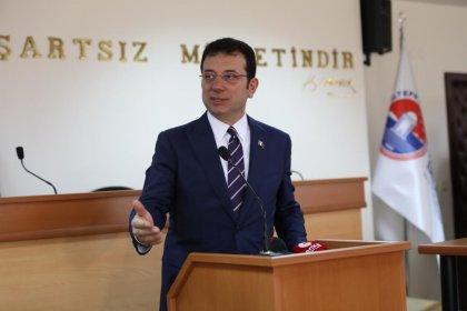 İmamoğlu: 'Şefaflığı ve katılımcılığı kamu ahlakı haline getireceğiz'