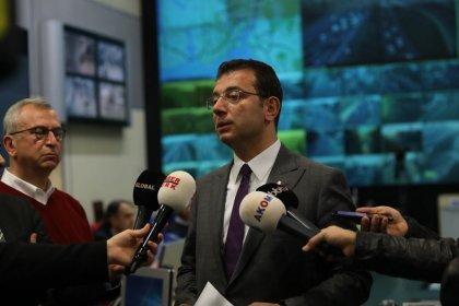"""Depremin ardından İmamoğlu AKOM'da açıkladı; """"bize hiçbir hasar ve hiçbir vatandaşımızla ilgili ihbar ulaşmamıştır"""""""