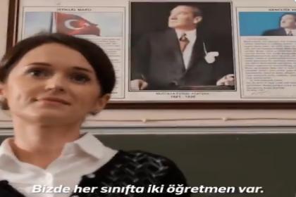 İmamoğlu'ndan 'Atatürk'lü Öğretmenler Günü paylaşımı: 'Bizde her sınıfta iki öğretmen var...'