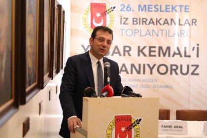 İmamoğlu'ndan Bakan Ersoy'a 'Galata Kulesi' yanıtı: 'Bizimle görüşmekten kaygı duymasınlar'