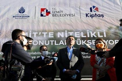 İmamoğlu'ndan Erdoğan'a 'Kanal İstanbul' yanıtı: 'Sonu gelmiş bir projedir'