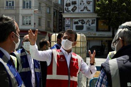 İmamoğlu'ndan İstanbullulara iki müjde