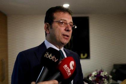 İmamoğlu'ndan Veysel Eroğlu'na 'Haliç' yanıtı