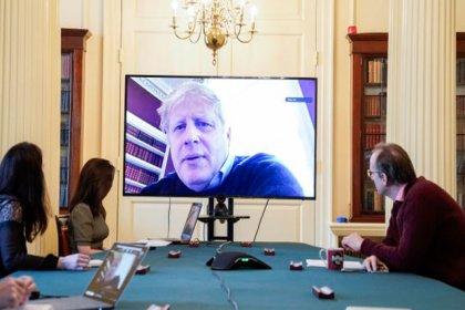 İngiltere Başbakanı Johnson'dan muhalefete koronavirüs çağrısı: 'Ulusal acil durum anında birlikte çalışmalıyız'