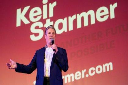 İngiltere'de İşçi Partisi'nin yeni lideri 'Sir' ünvanlı Keir Starmer