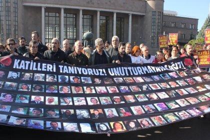Interpol'ün canlı bomba listesinde bulunan 2 kişi 10 Ekim Ankara Katliamı Davası'nda sanık değil tanık oldu!