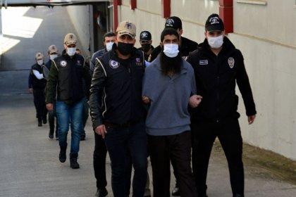 'İntikam eylemi' hazırlığı yaparken yakalanan 4 IŞİD'li tutuklandı