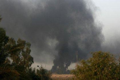 Irak'ta ABD Büyükelçiliği'nin yakınlarına füze atıldı