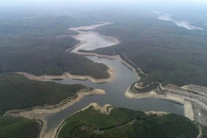 İSKİ: İstanbul'un içme suyu kaynaklarının doluluk oranı yüzde yüzde 61,62