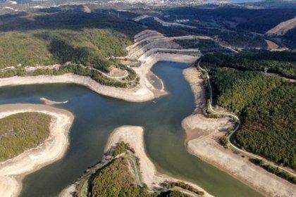 İSKİ: İstanbul'un içme suyu kaynaklarının doluluk oranı yüzde 54,72