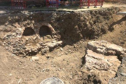 İSKİ kazısında tarihi kalıntılar bulundu