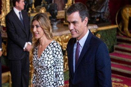 İspanya Başbakanı Pedro Sanchez'in eşinde koronavirüs tespit edildi