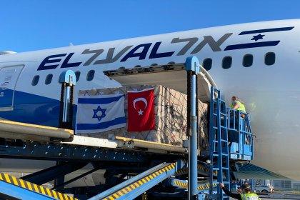 İsrail Büyükelçiliği duyurdu: 10 yıl aradan sonra Türkiye'ye kargo uçuşları başladı