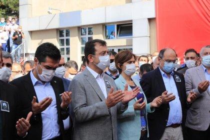 İSTAÇ Genel Müdürü Mustafa Canlı son yolcuğuna uğurlandı
