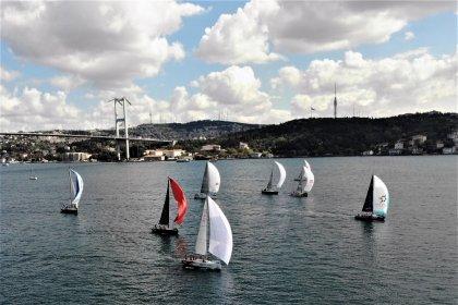 İstanbul Boğazı'nda 2 gün boyunca yelkenliler yarışacak