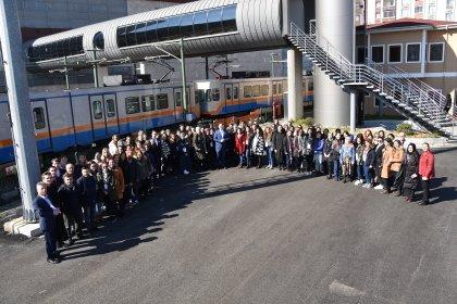 İstanbul'a kadın tren sürücüleri geliyor