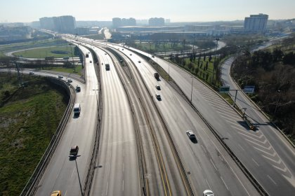 İstanbul'da toplu taşıma kullanım oranı yüzde 64 azaldı