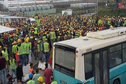 'Koronavirüs fırsatçılığıyla İstanbul'da 15 günde 15 bin 191 inşaat işçisi işten atıldı'