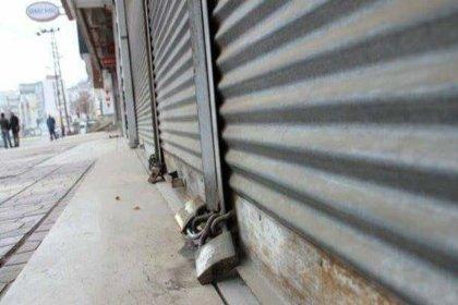 İstanbul'da 20 bin 227 iş yeri kapandı