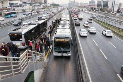 İBB İstatistik Ofisi, Ekim ayı toplu ulaşım verilerini açıkladı; İstanbul'da toplu taşıma hafta sonu yüzde 22 arttı