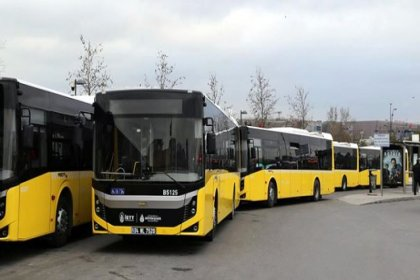 İstanbul'da otobüs seferleri sosyal mesafeye uygun planlandı