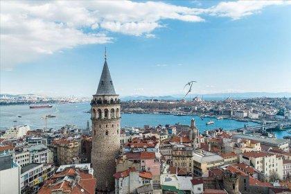 İstanbul'daki turist sayısı yıllık yüzde 95 azaldı