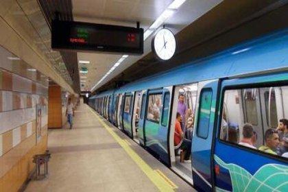İstanbullular gece güvenli yolculuk için metroyu tercih ediyor