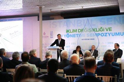 İstanbul'un su kaynakları azalıyor