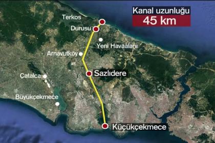 İşte Kılıçdaroğlu'nun 'ÇED raporunu yerden yere vuruyor' dediği TÜBİTAK'ın Kanal İstanbul raporu
