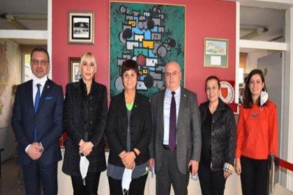 İYİ Parti'den Mimarlar Odası'na Saraçoğlu ziyareti