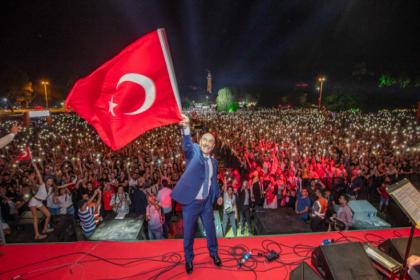 İzmir Büyükşehir Belediyesi, 100. Yıl Marşı için yarışma düzenliyor