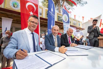 İzmir Büyükşehir Belediyesi, Alaşehirli üreticiden 80 ton kuru üzüm alacak