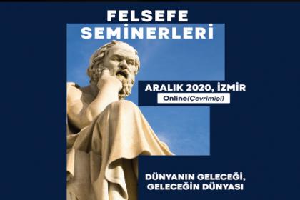 İzmir Büyükşehir Belediyesi'nin düzenlediği 'Felsefe seminerleri' başlıyor