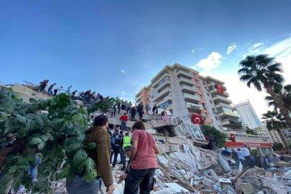 İzmir depreminden sonra 615 artçı sarsıntı yaşandı; 36 vatandaşımız hayatını kaybetti, 885 vatandaşımız yaralandı