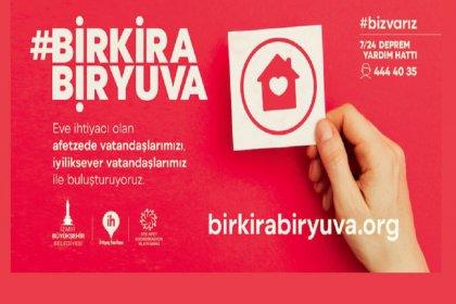 İzmir depreminden sonra başlatılan 'Bir Kira Bir Yuva' kampanyası sona erdi