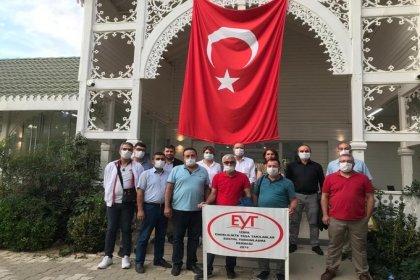 İzmir EYT Sosyal Dayanışma Derneği Torbalı örgütlenmesini tamamladı