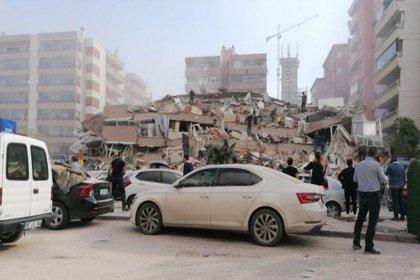 İzmir'de 6.6 büyüklüğünde deprem: 12 kişinin cansız bedenine ulaşıldı, yaralılar var