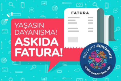 İzmir'de 'Askıda Fatura' için başvurular başladı