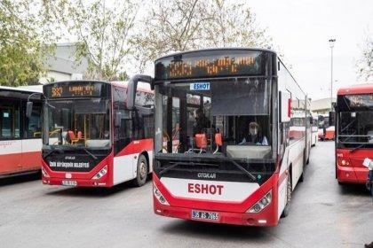 İzmir'de sağlık personeline ücretsiz toplu ulaşım hakkı üç ay daha uzatıldı