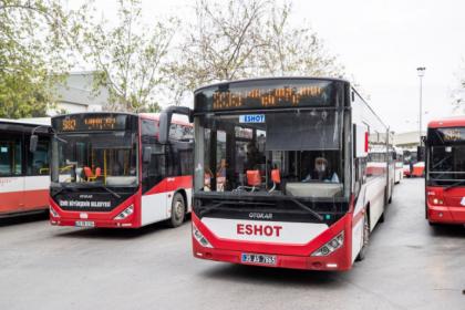 İzmir'de sağlıkçılara ve eczacılara ücretsiz toplu ulaşım hizmeti devam edecek