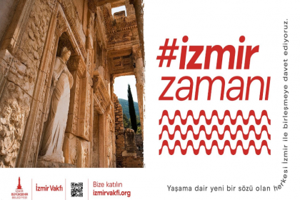 İzmir'den ortak akıl çağrısı: 'İzmir Zamanı'