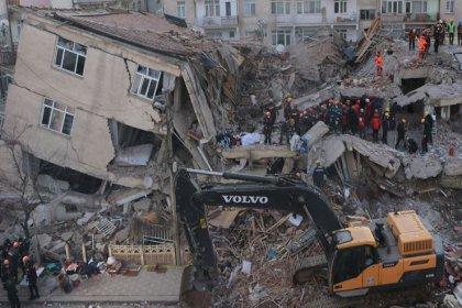 Jeoloji Mühendisleri Odası: Bakanlığın Elazığ'da idari kararlarla binaları yıktırması ve olası delilleri karartması kabul edilemez