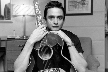Johnny Cash'in 1973 tarihli kayıp konser kaydı albüm oluyor