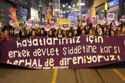 Kadın örgütleri şiddete karşı önlem için kampanya başlattı