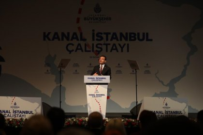 İmamoğlu, Kılıçdaroğlu ve Akşener Kanal İstanbul Çalıştayı'nda konuştu