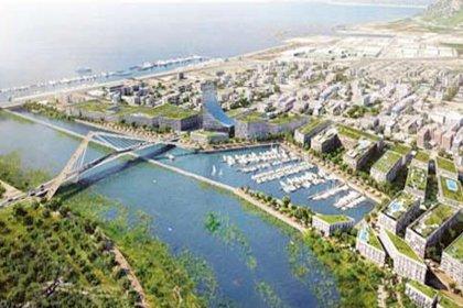 Kanal İstanbul çevresindeki yolların ihalesini Cumhurbaşkanlığı Sarayı'nı yapan şirket aldı