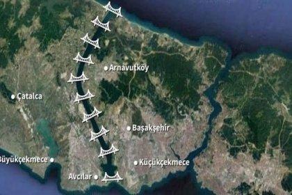 Kanal İstanbul'u halkın sadece yüzde 5'i biliyor