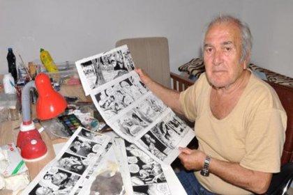 Kara Murat'ın çizeri hayatını kaybetti