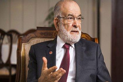 Karamollaoğlu: Atatürk bugün yaşasaydı Saadet Partili olurdu